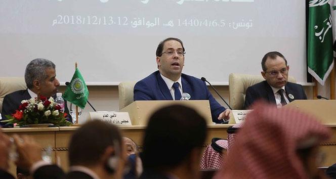 Tunus Başbakanı Şahid: 'Terör tehditlerine karşı ortak bir işbirliği yapmalıyız'