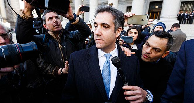 Trump'ın eski avukatı Cohen'e 3 yıl hapis