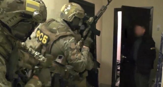 Rusya'da DEAŞ operasyonu: 27 gözaltı