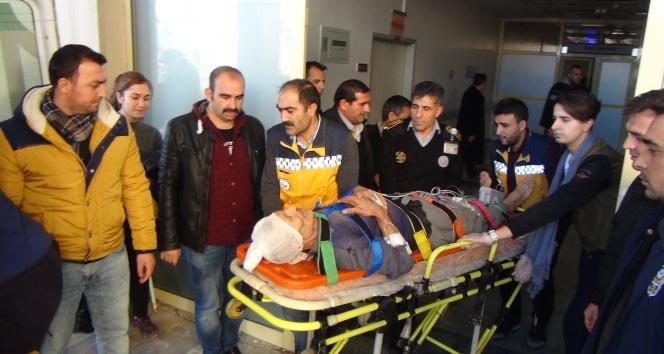 Akrabaların boru kavgasında 9 kişi yaralandı