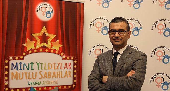 Prof. Dr. Cem Aygün: 'Gece yatak ıslatma çocuğun ya da ailenin hatası değil'