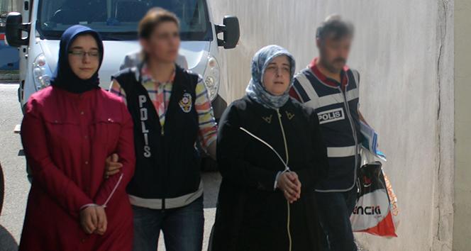 FETÖ'cü Adil Öksüz'ün baldızına hapis cezası