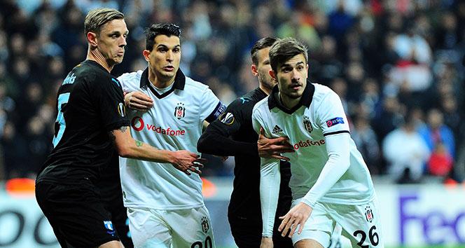 Beşiktaş, Avrupa'ya veda etti   Beşiktaş - Malmö kaç kaç?