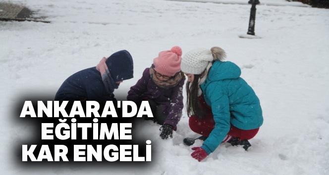 Ankara'da okullar yarın (Cuma) tatil mi? 14 ARALIK Cuma ANKARA'DA okullar TATİL Mİ?