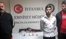 İstanbul'da 'Ayı' lakaplı torbacı ve oğulları kıskıvrak yakalandı