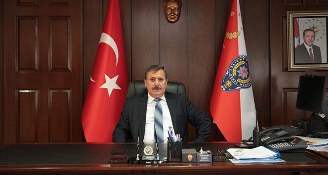 Rize Emniyet Müdürlüğü'ne vekaleten Trabzon Emniyet Müdürü Orhan Çevik atandı