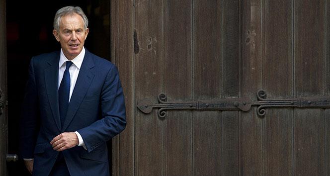 Eski İngiltere Başbakanı Blair: 'İkinci bir referanduma hazırlıklı olun'