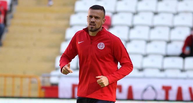 Chico, Brezilya basınına Antalyaspor'u anlattı