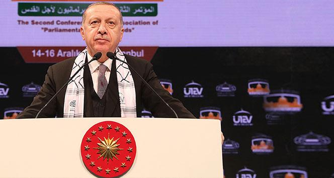 Cumhurbaşkanı Erdoğan:'Adam açık açık 'kesmeyi iyi bilirim' diyor'