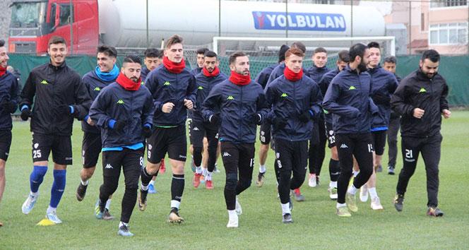 Karabükspor, Denizlispor hazırlıklarını tamamladı