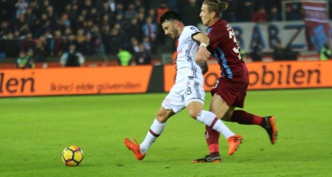 Trabzonspor ile Beşiktaş 127'nci randevuda