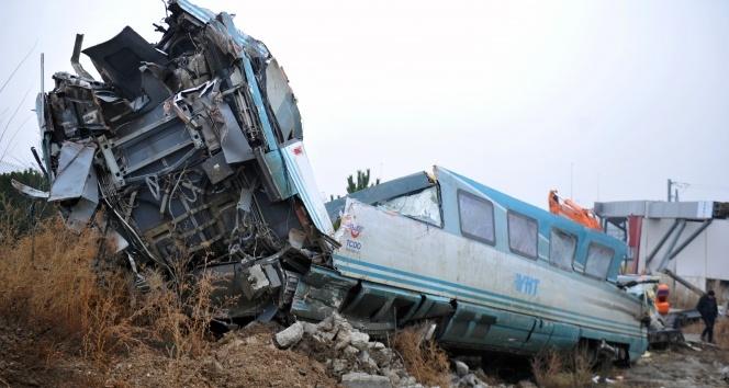 Başsavcılık: 'Tren kazası ile ilgili yayınlanan şüpheli ifadeleri gerçeği yansıtmıyor'