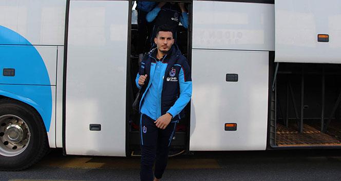 Trabzonspor, Beşiktaş maçı için İstanbul'a gitti !