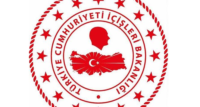 İçişleri Bakanlığına yeni logo