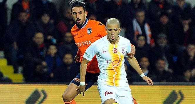 Kritik maçta kazanan çıkmadı! Başakşehir - Galatasaray kaç kaç?
