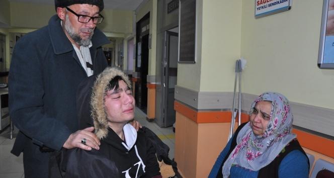 İmkansızlık nedeniyle ameliyat olamayan crohn hastası çocuk ölümü bekliyor