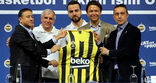 Fenerbahçe, Beko ile sponsorluk anlaşması imzaladı