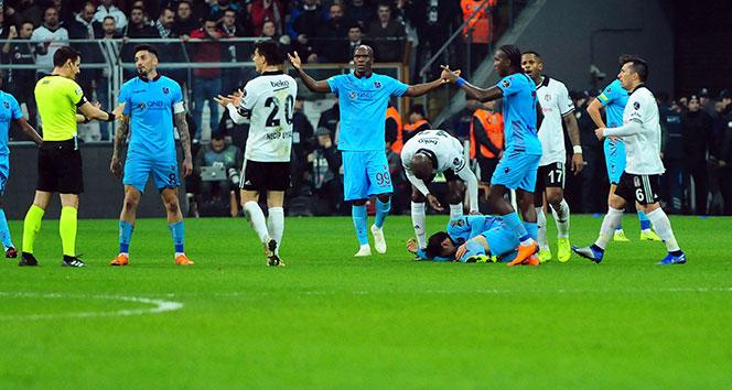 Dev maçta kazanan çıkmadı | Beşiktaş - Trabzonspor kaç kaç?