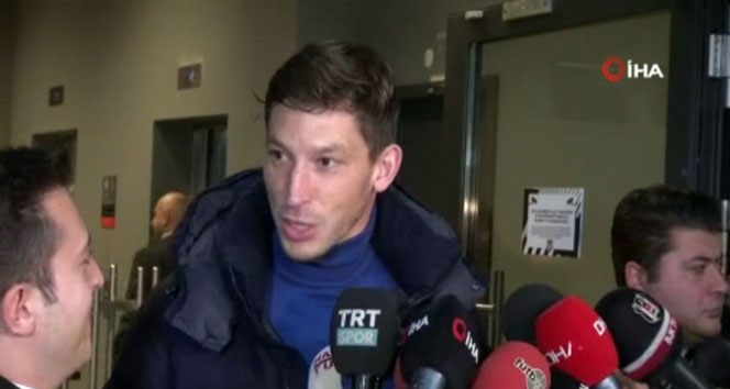 Filip Holosko: 'Beşiktaş bugün çok şanssızdı'