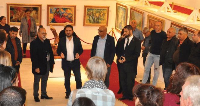 """KITREB Başkanı Nidai: """"Kıbrıs Modern Sanat ve Kıbrıs Araba Müzesi örnek alınmalı"""""""