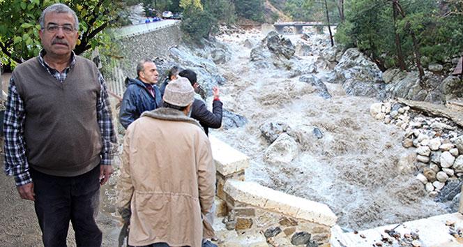Sele yakalanan vatandaşlar o anları anlattı