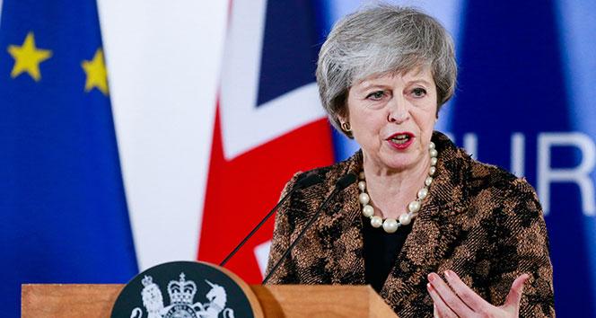 İngiltere Başbakanı May: 'Yeni bir referandum İngiliz halkının inancını zedeleyebilir'