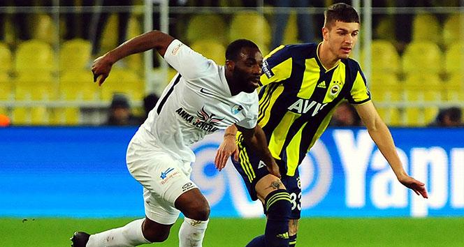Fenerbahçe Uzatma dakikalarında yıkıldı | Fenerbahçe - Erzurumspor kaç kaç?