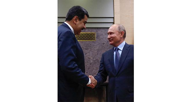 Rusya, Venezuela'da askeri üs kurmaya çalışıyor
