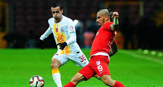 Galatasaray, kupada turladı