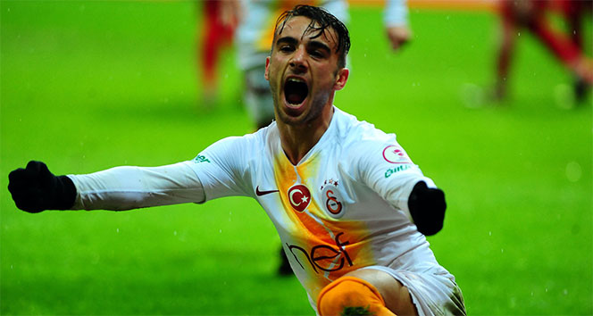 Yunus Akgün, A Takım'daki ilk golünü attı