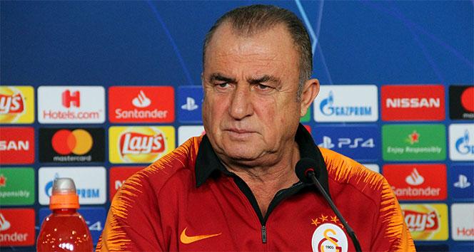 Fatih Terim: 'İnşallah UEFA Ligi'nde sonuna kadar gideriz'
