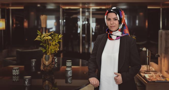 Merve Çetmen 'Dijitalleşen Markalar Yükseliyor' etkinliğine katıldı