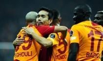 Galatasaray evinde 4 golle kazandı | Galatasaray - Sivasspor kaç kaç?