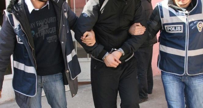 TSK'nın mahrem abisi Kocaeli'de tutuklandı