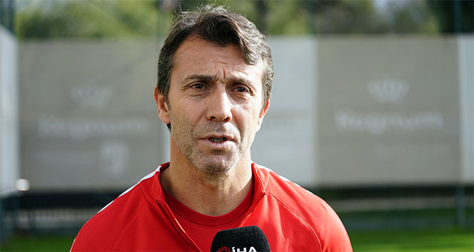 Bülent Korkmaz: 'Sezonun ikinci yarısı gerçek lig başlayacak'