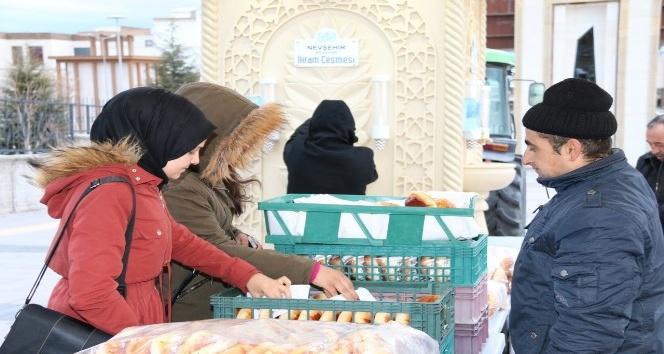 Nevşehir Haberleri: Üniversitelilere, sınav öncesi sıcak süt ve poğaça ikramı 52