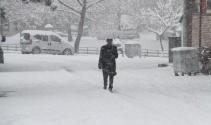 Meteorolojiden yoğun kar yağışı ve fırtına uyarısı