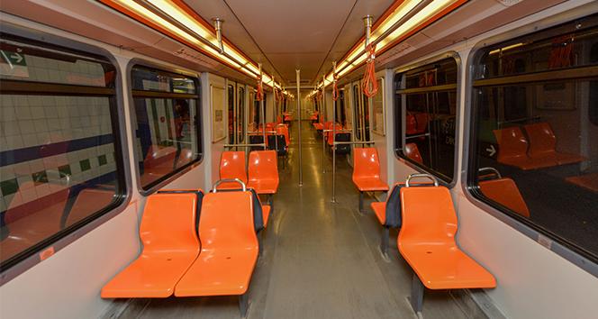 Ankaray vagonlarında koltuk düzenlemesi için vatandaşa anket çağrısı