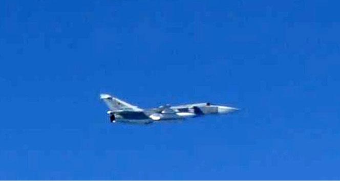 Fransız savaş uçağı kayboldu