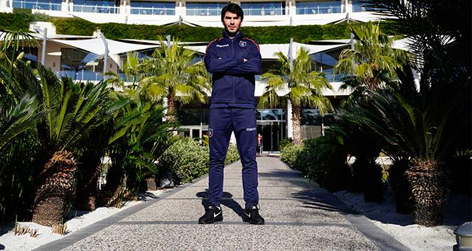 Serdar Taşçı: 'Hayalimde her zaman Türkiye'de oynamak vardı'