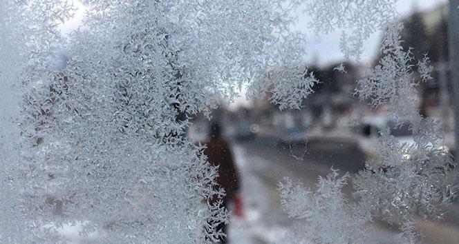 Meteorolojiden 5 il için 'buzlanma ve don' uyarısı