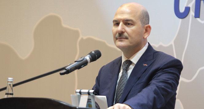 Bakan Soylu: '2023, 2053 ve 2071 hedefleri için idareciler en önemli araç'