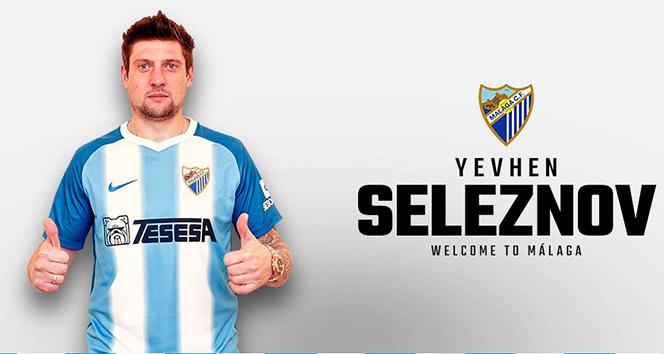 Malaga, Seleznov'u açıkladı