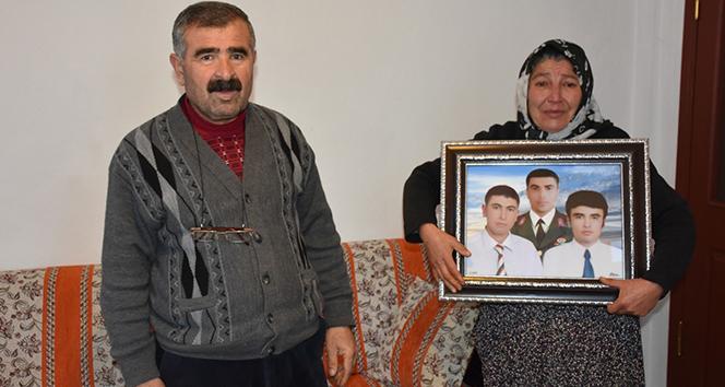 Şehit ailesini dolandıranlar yakalandı