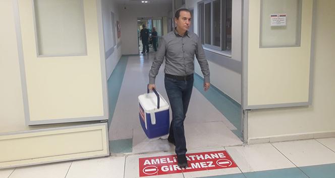 Organlarıyla 3 hastaya umut oldu |Samsun haberleri