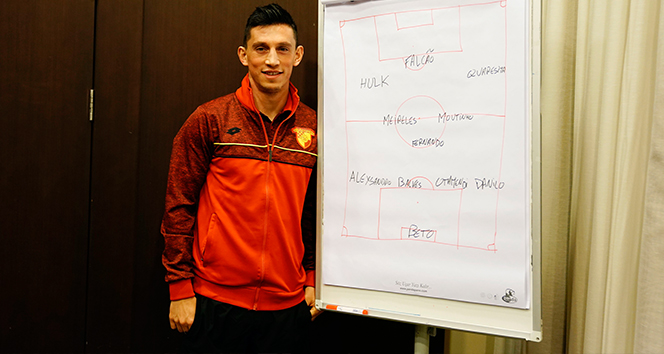 Andre Castro: 'İzmir'in 1 numaralı kulübüyüz'