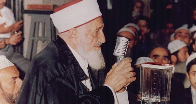 Gönenli Mehmed Efendi anılıyor