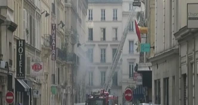 Fransa'daki patlama anını görgü tanıkları anlattı: 'Deprem oldu zannettim'