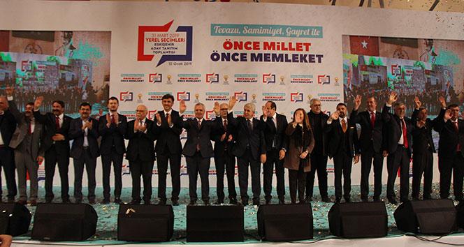 Cumhur İttifakı'nın Eskişehir adayları belli oldu