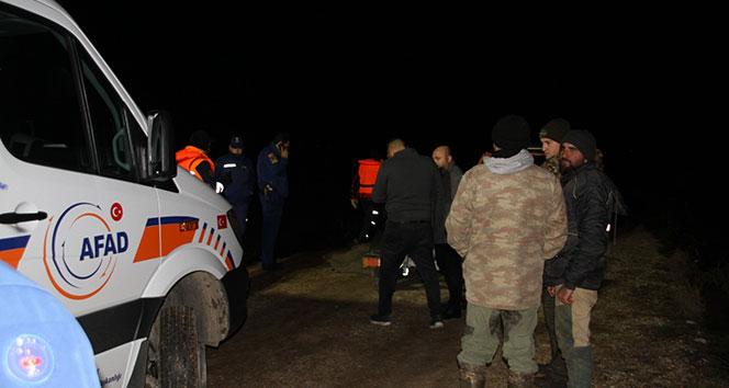 İzmir'de ördek avı faciası: 2 ölü, 1 kayıp